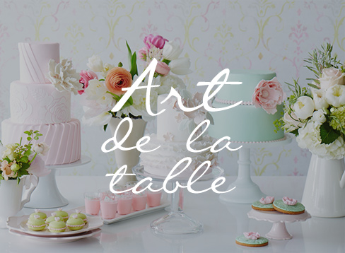 art de la table styliste